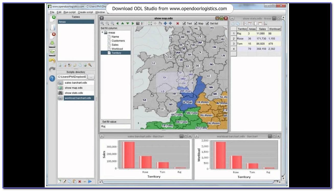 Free Wireless Heat Map Software