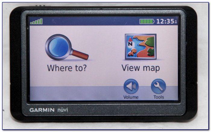 Garmin 200 Maps