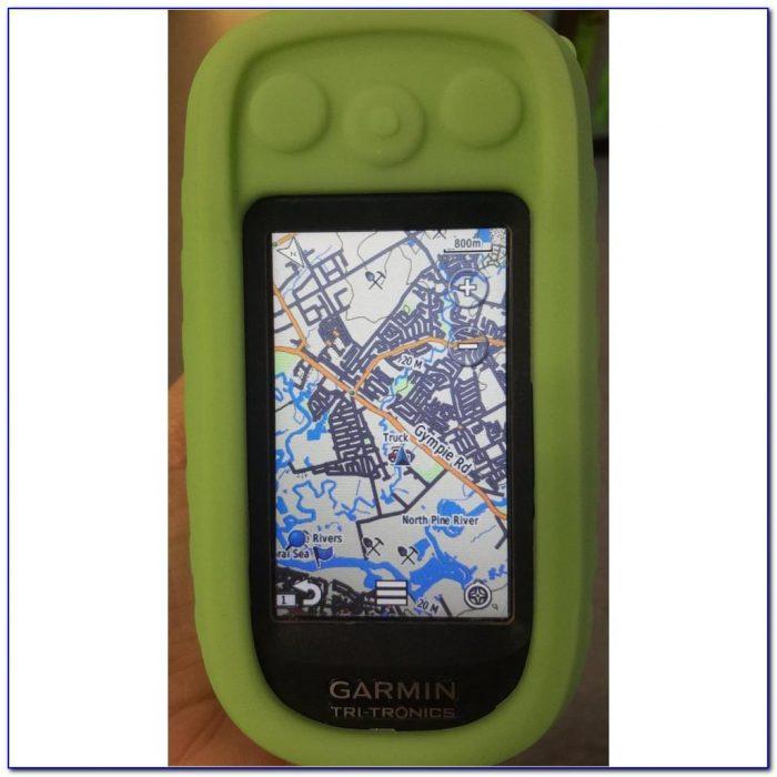 Garmin Alpha 100 Custom Maps