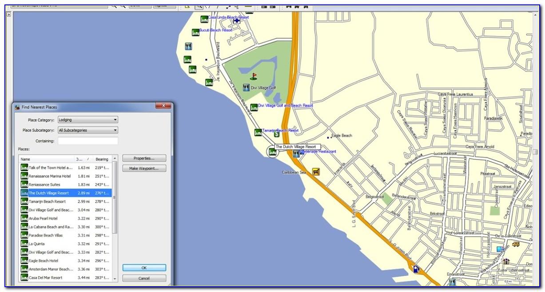 Garmin Caribbean Maps