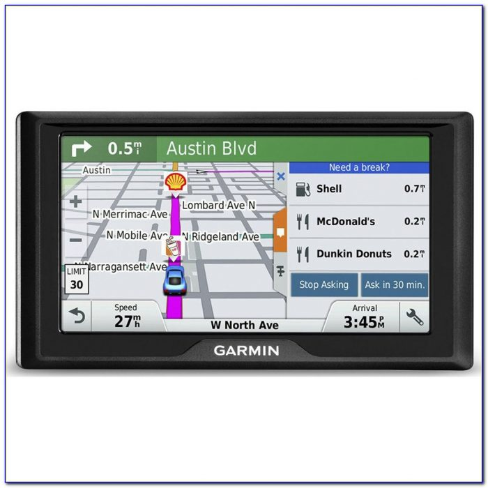 Garmin Drive 5 Inch With Lifetime Maps Ex