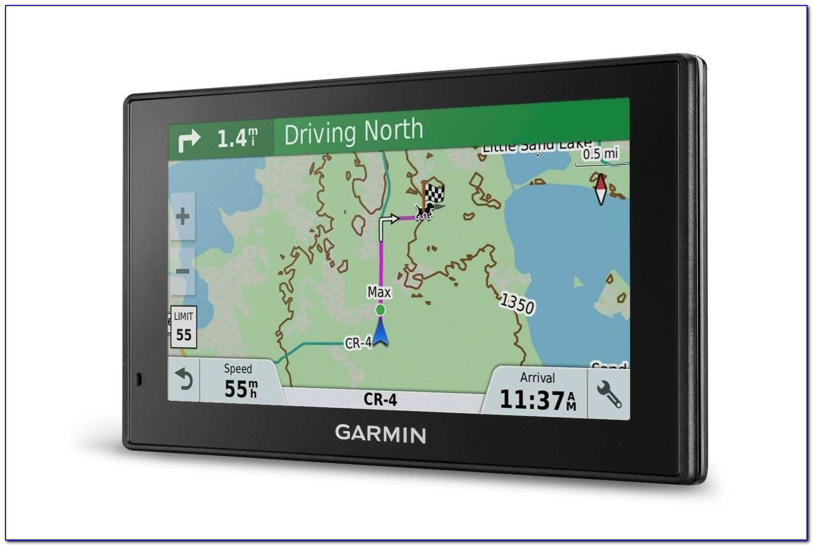 "Garmin Drive 5 Usa Ex Gps Navigator Beautiful Garmin Drivetrack 70 North America Lmt 7"" Lifetime Maps"