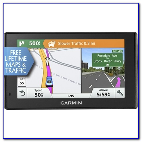 Garmin Drive 51 Lm 5 Gps With Lifetime Map
