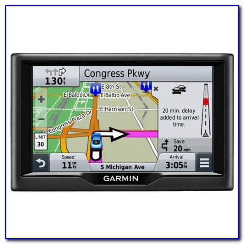 Garmin Drivesmart 61 Lmt S Gps With Lifetime Map & Traffic Updates