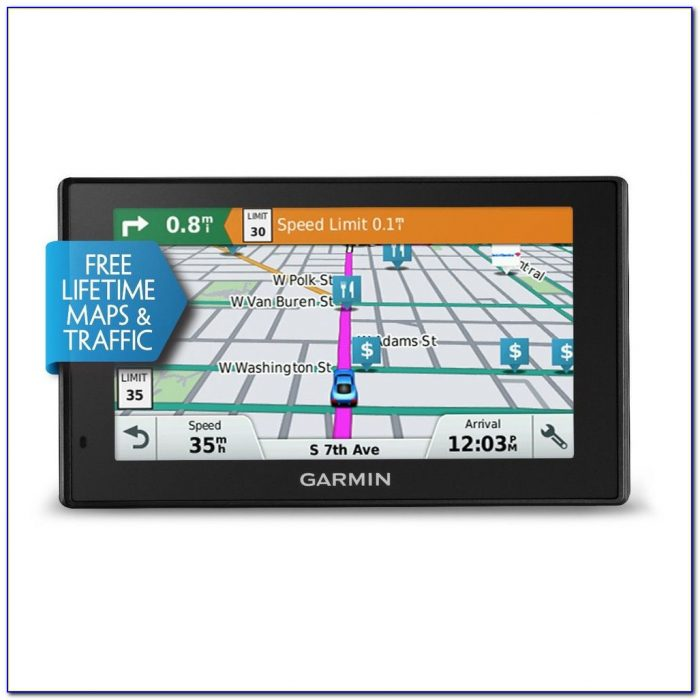 Garmin Drivesmart 7 With Lifetime Maps And Traffic