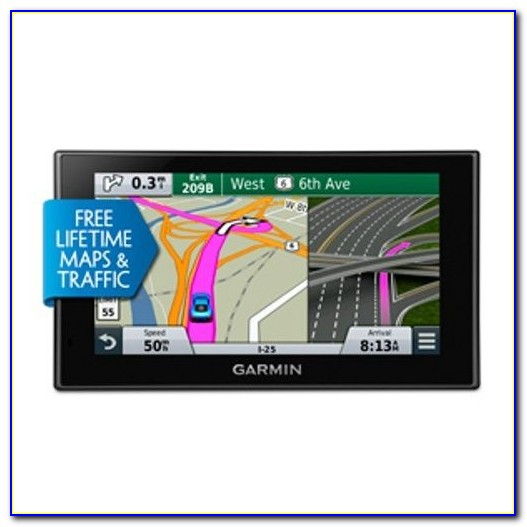 Garmin Drivesmart 7 With Lifetime Maps And Traffic Ex
