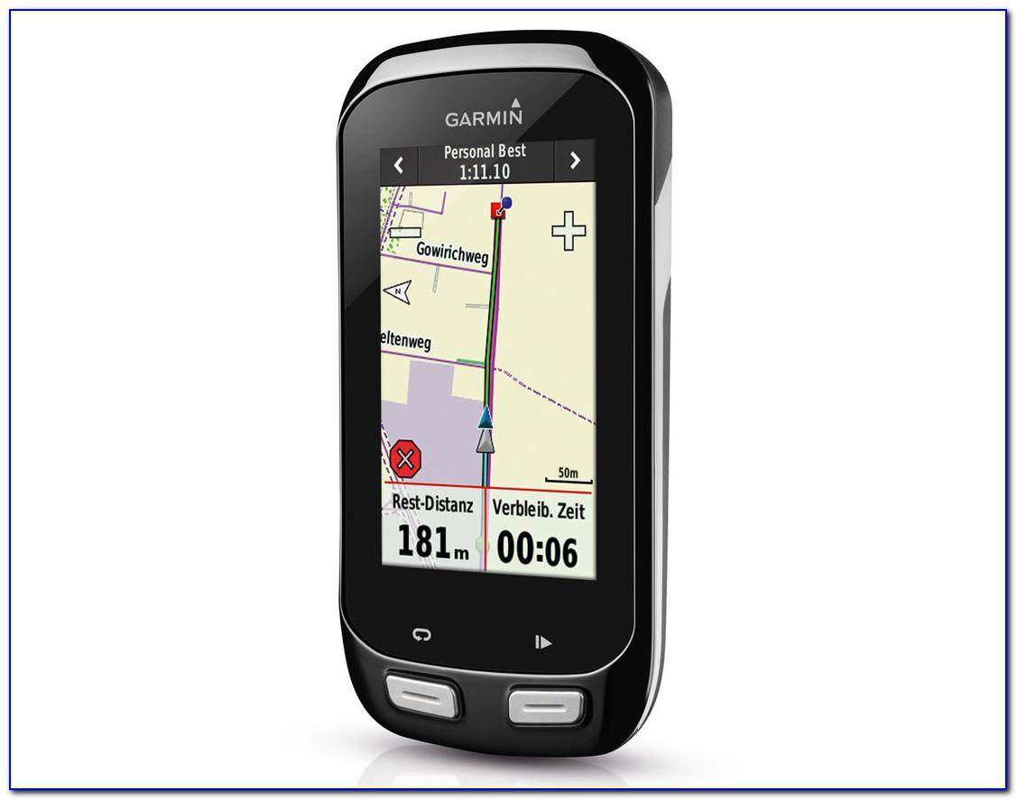Garmin Edge 1000 Maps Locked