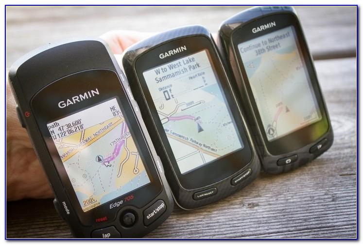 Garmin Edge 800 Loading Maps Freeze
