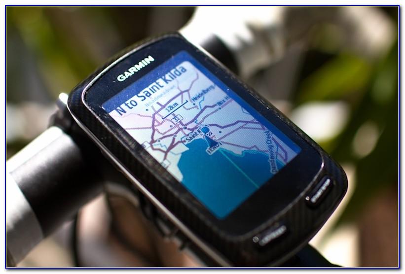 Garmin Edge 800 Maps Australia
