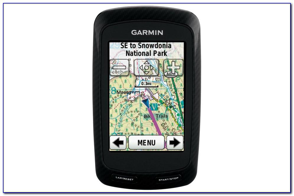 Garmin Edge 800 Maps Europe