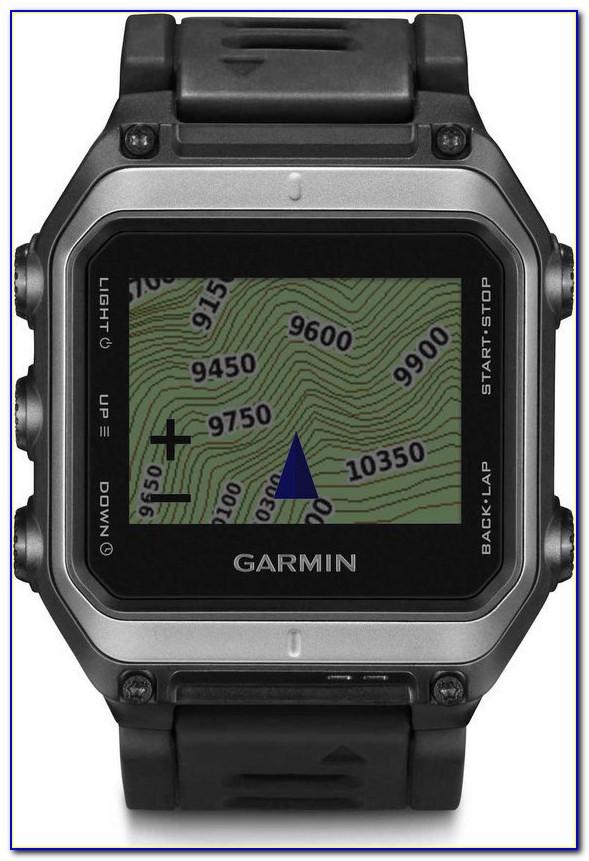 Garmin Epix Custom Maps