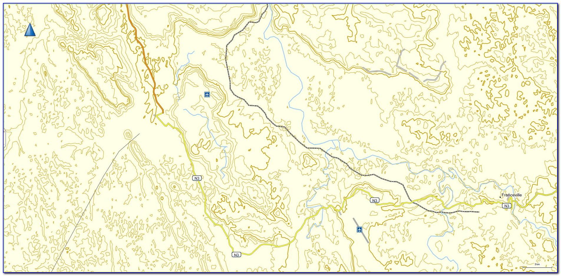 Garmin Etrex 20 Maps