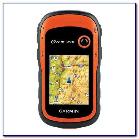 Garmin Etrex 20 Topo Maps Free