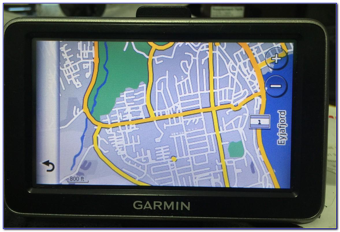 Garmin Europe Maps Iceland