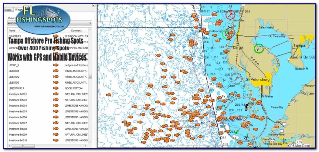 Garmin Gps Fishing Maps