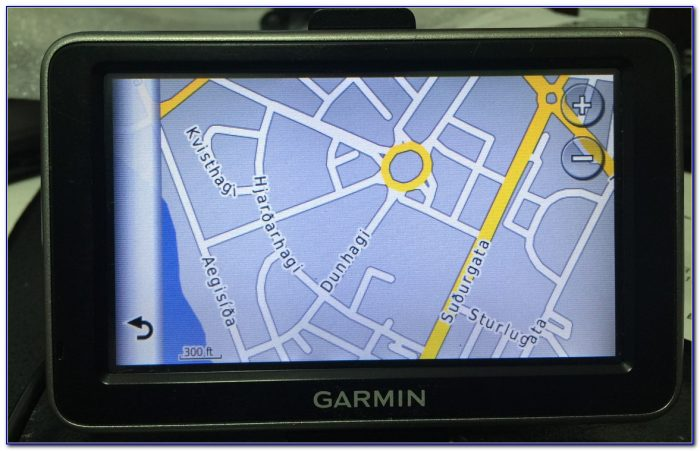 Garmin Gps Map Iceland