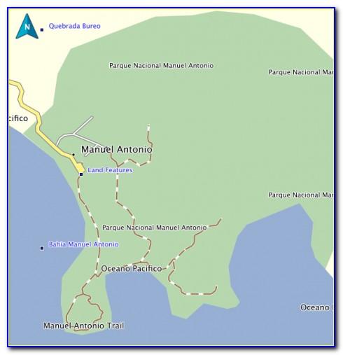 Garmin Gps Maps Costa Rica