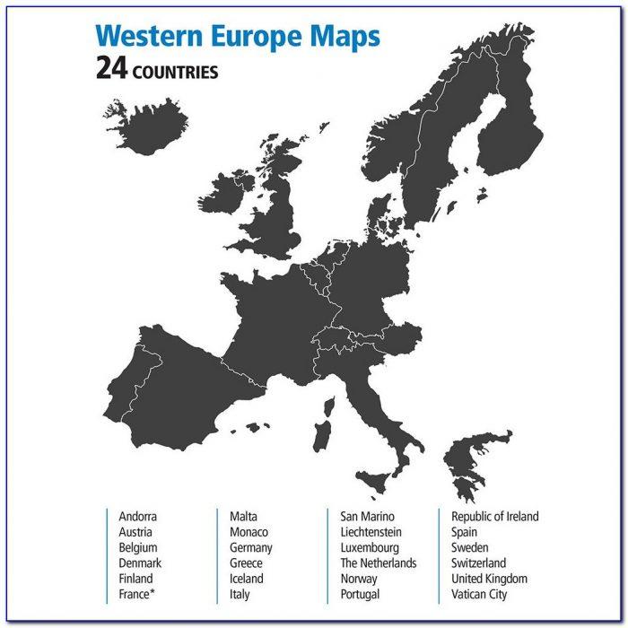 Garmin Gps Maps Of Europe