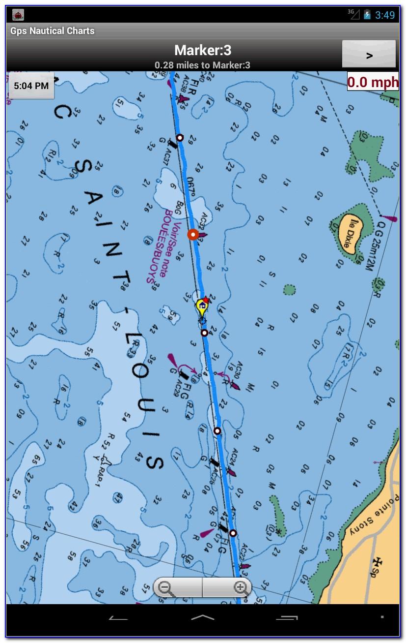 Garmin Gps Nautical Maps