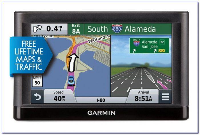 Garmin Gps With Lifetime Maps