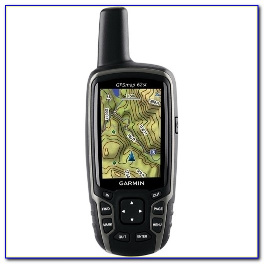 Garmin Gps With Topo Maps