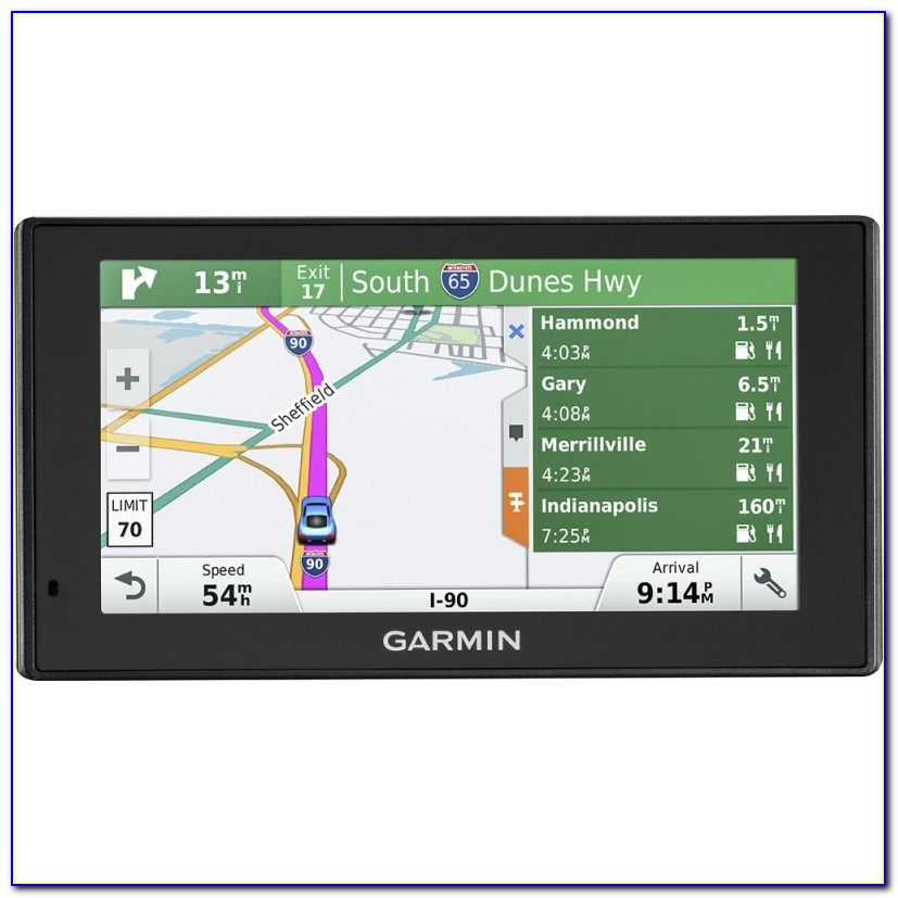 Garmin Gps With Traffic And Lifetime Map Updates
