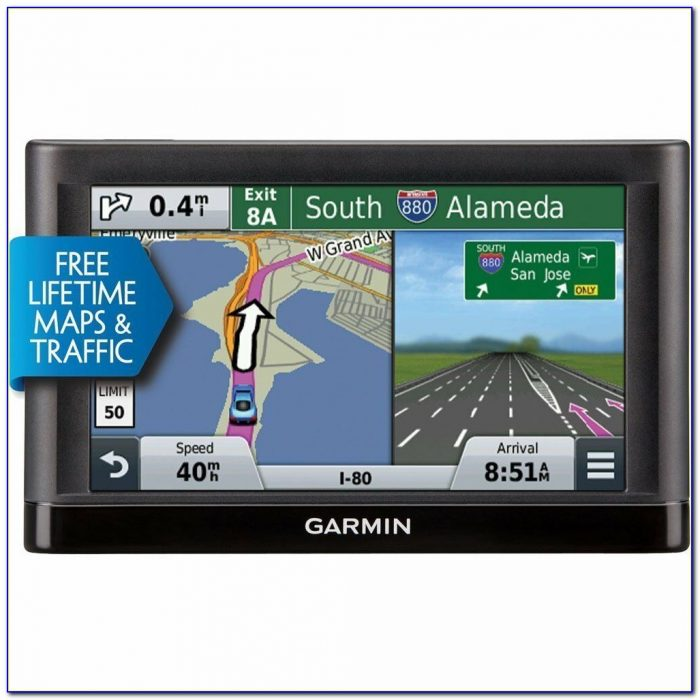 Garmin Lifetime Maps Traffic