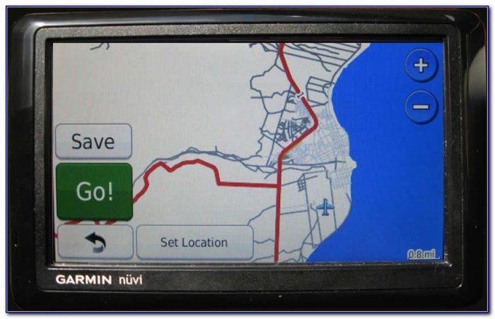 Garmin Map Chips