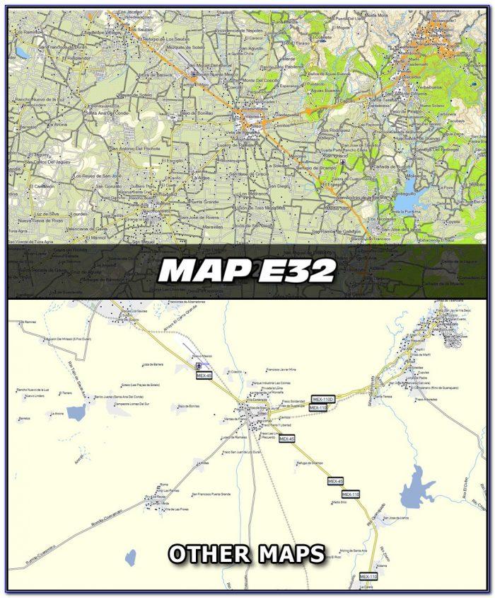 Garmin Mexico Mapas