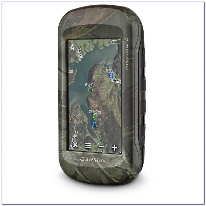 Garmin Montana Maps Do Not Have Routable Roads In This Area