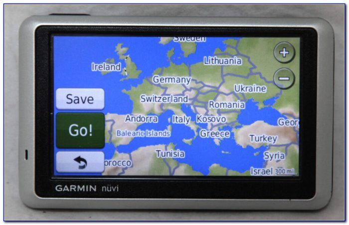 Garmin Nuvi 1300 Free Map Updates 2013