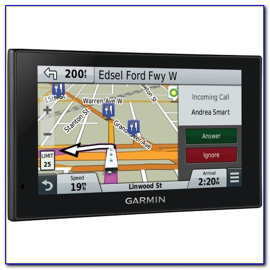 Garmin Nuvi 1450lmt Gps Free Lifetime Maps Traffic Updates