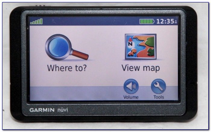 Garmin Nuvi 200 Update Maps Free