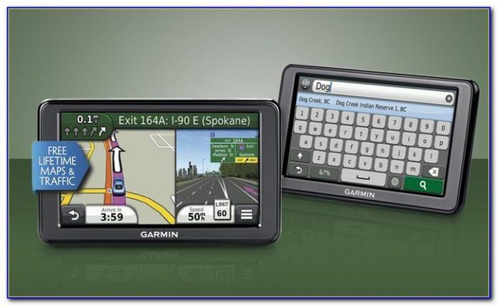 Garmin Nuvi 2555 Map Update Problems