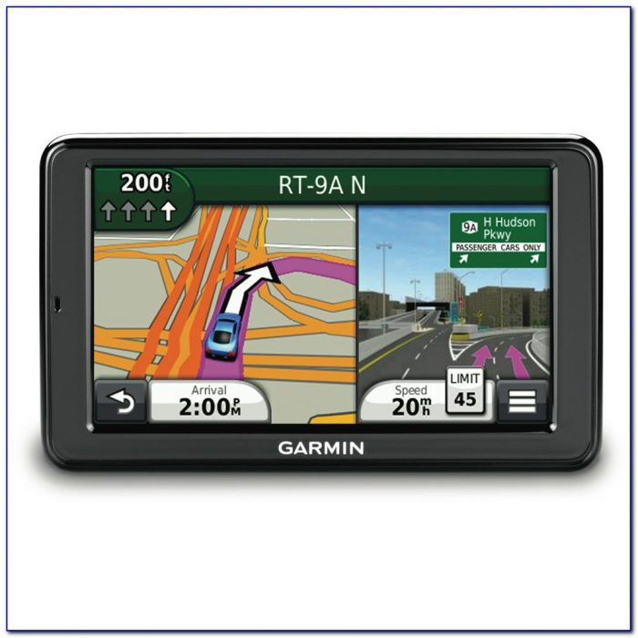 Garmin Nuvi 2595 Map Updates