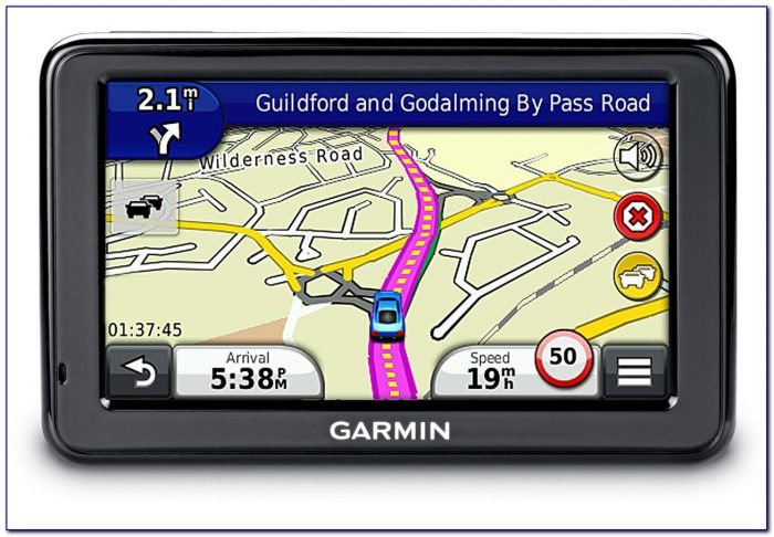 Garmin Nuvi 2595 Updates