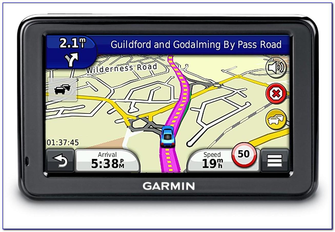 Garmin Nuvi 2595 Updates
