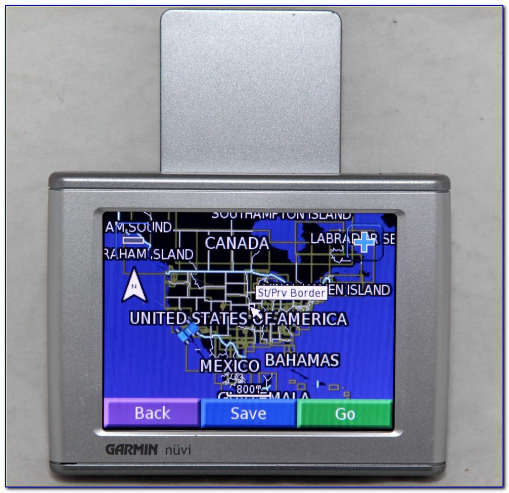 Garmin Nuvi 350 Europe Maps Download
