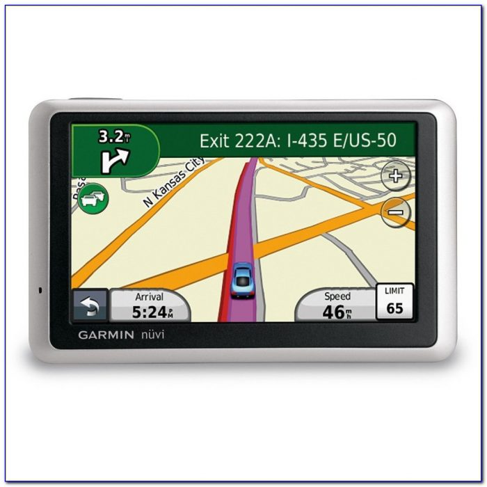 Garmin Nuvi 4.3 Gps With Lifetime Map Updates