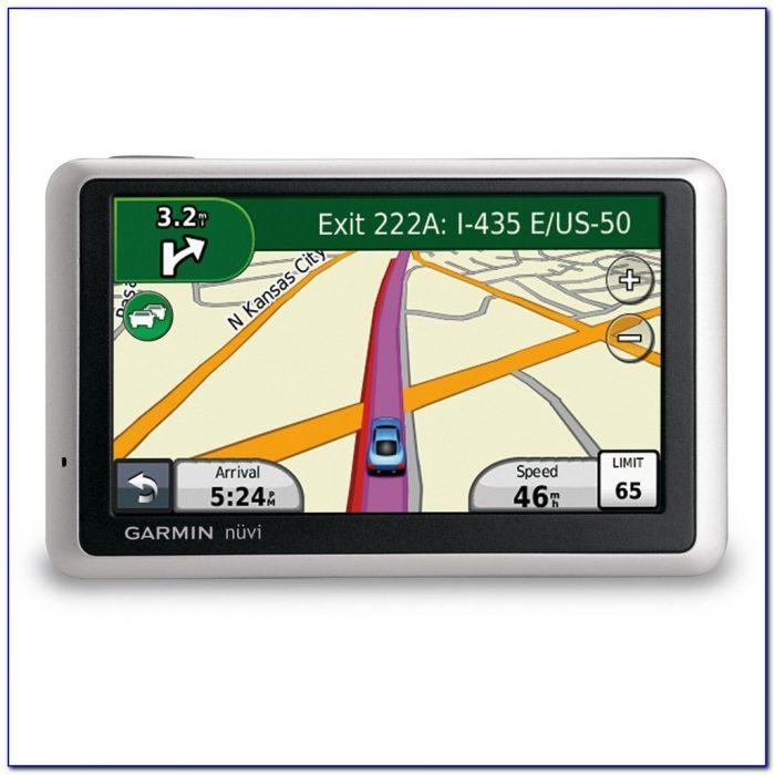Garmin Nuvi 4.3 Gps With Lifetime Map Updates