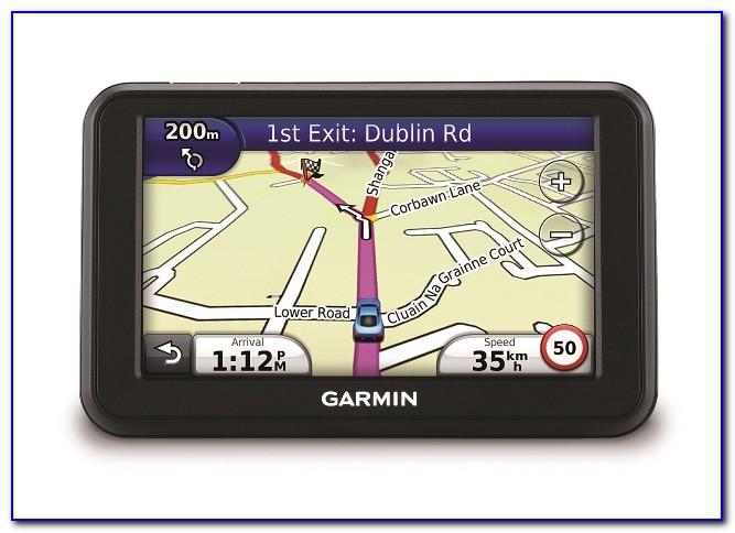 Garmin Nuvi 40 Map Update
