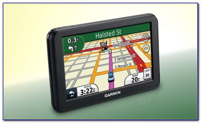 Garmin Nuvi 40 Maps Update