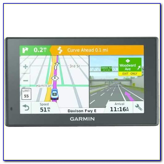 Garmin Nuvi 50 North America Maps