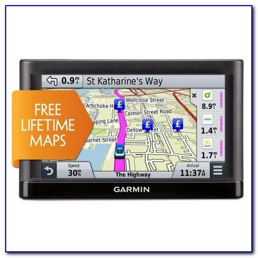 Garmin Nuvi 52 Free Lifetime Maps