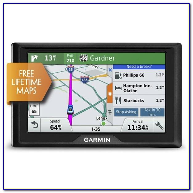 Garmin Nuvi 57 Canada Maps