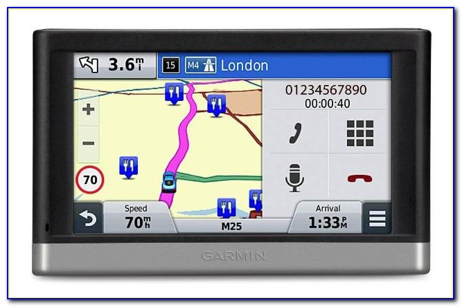 Garmin Nuvi 2577lt Gps Satnav North America Usa Canada Uk Download Usa Maps For Garmin Nuvi