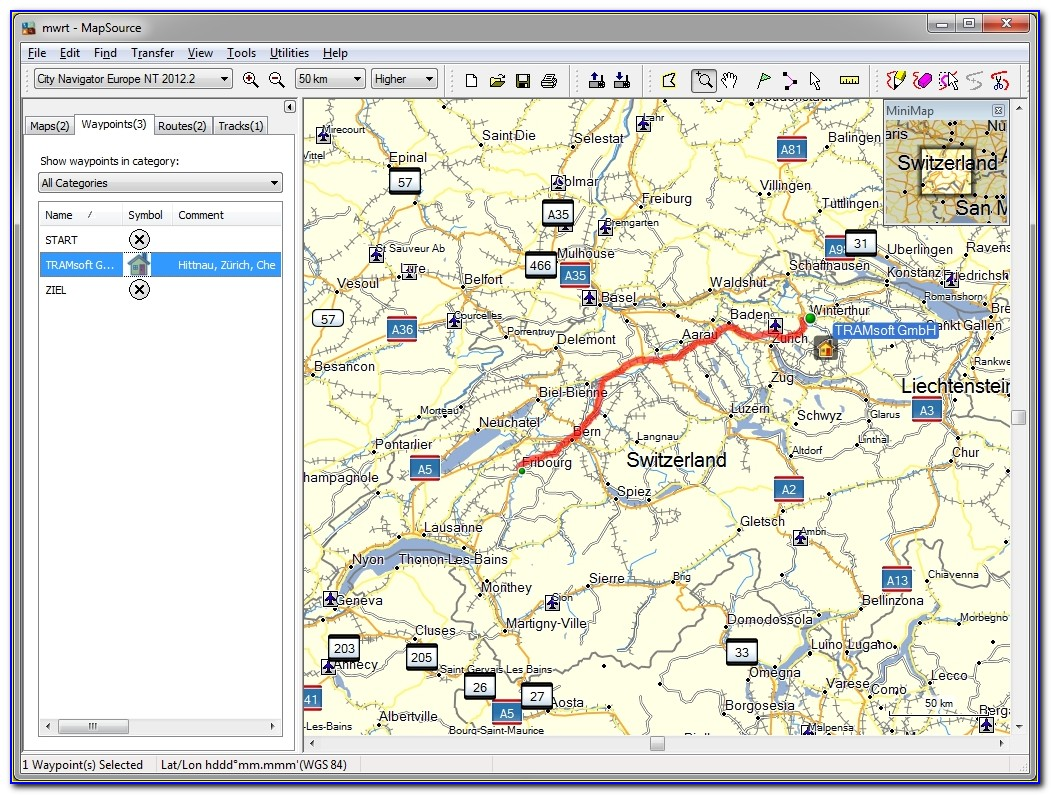 Garmin Nuvi Current Map Version