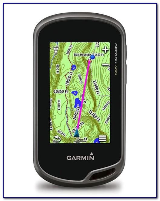 Garmin Oregon 600 Loading Maps