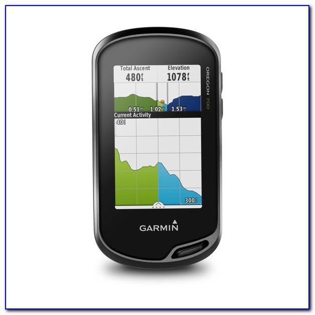 Garmin Oregon 700 With Os Maps