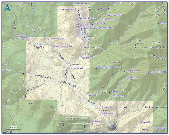 Garmin Topo Maps 24k